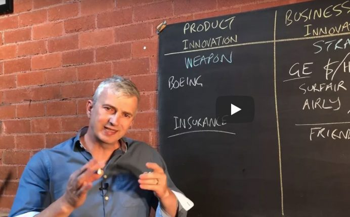 Business model nnovation for business strategy
