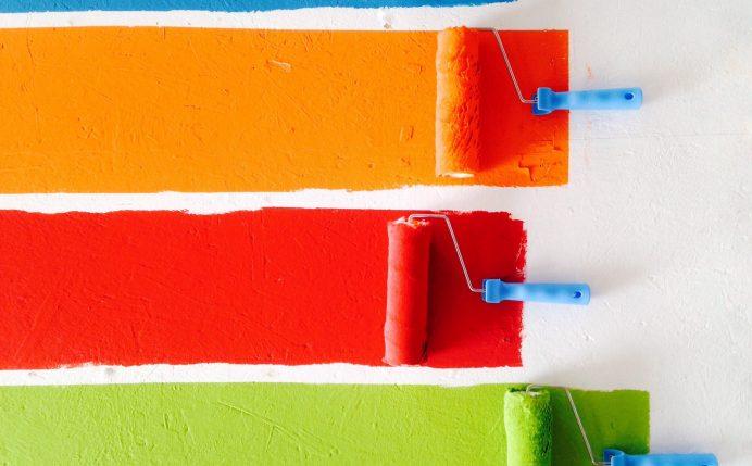 Painting like a strategy facilitator new strategy